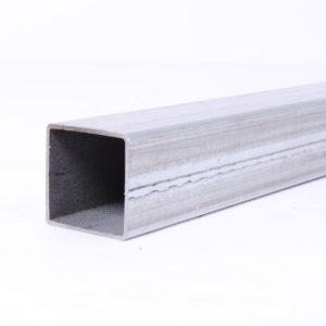 Steel square profile