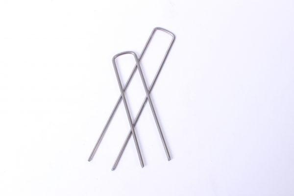 pair of sod staples