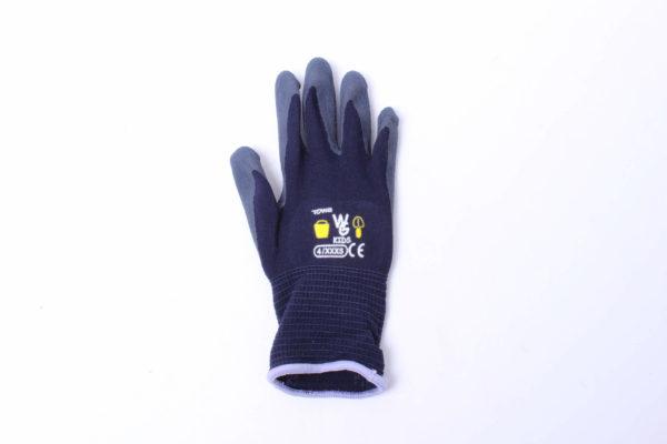 Blue TOWA kids garden gloves