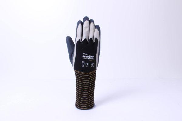 Blue TOWA garden gloves