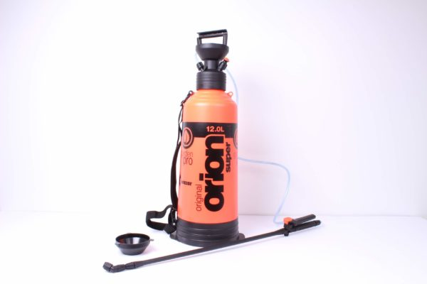 12L Compression garden sprayer with hose