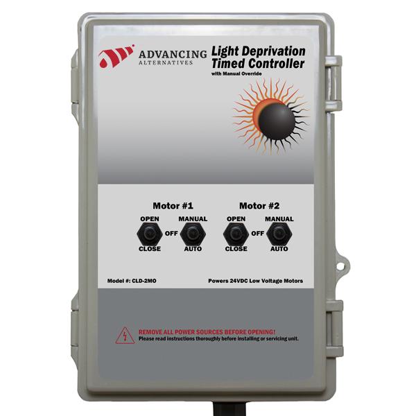 light dep timed controller