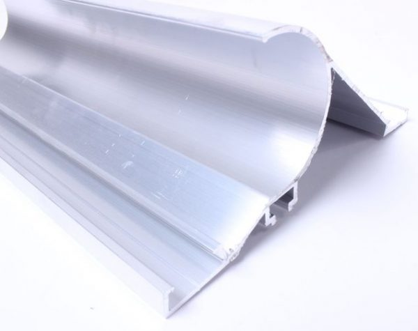 Greenhouse Curtain Roof Roll Lock