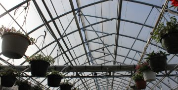 Greenhouse Climate Control System