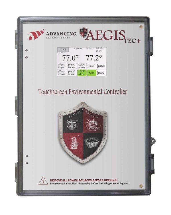 Aegistec+ Solar Greenhouse Controller